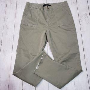 Tinsel Denim Couture Stitch Fix Army Green Skinny